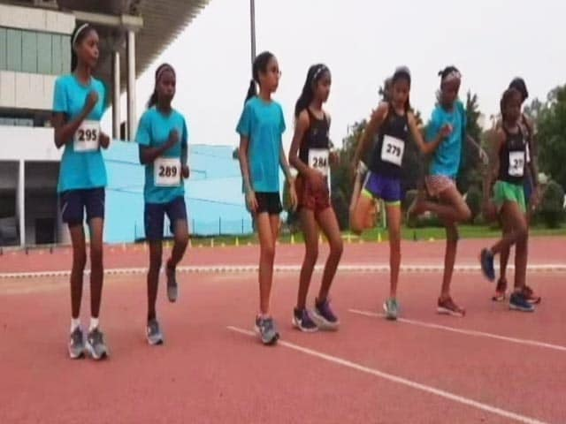 Keeping Indias Olympics Dream On Track