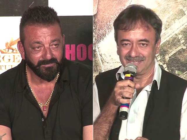 Sanjay Dutt Has Been An Important Part Of My Life: Rajkumar Hirani