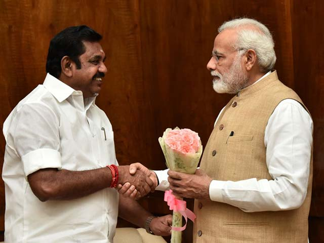 Video : PM Narendra Modi Meeting Expected To Spur AIADMK Merger