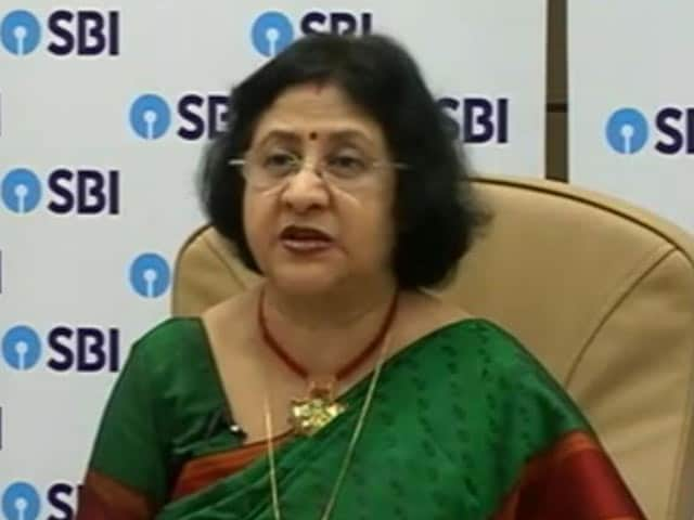 Video : SBI Q1 Net Profit Up Three-Fold