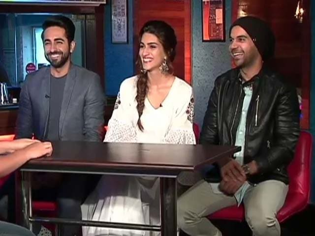 Ayushmann Khurrana Talks About His Film Bareilly Ki Barfi