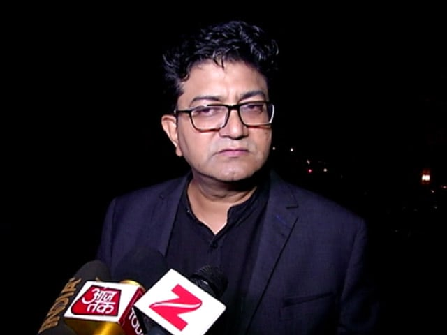 Video : Prasoon Joshi On Becoming The New CBFC Chief