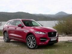 Jaguar F Pace Tech Review