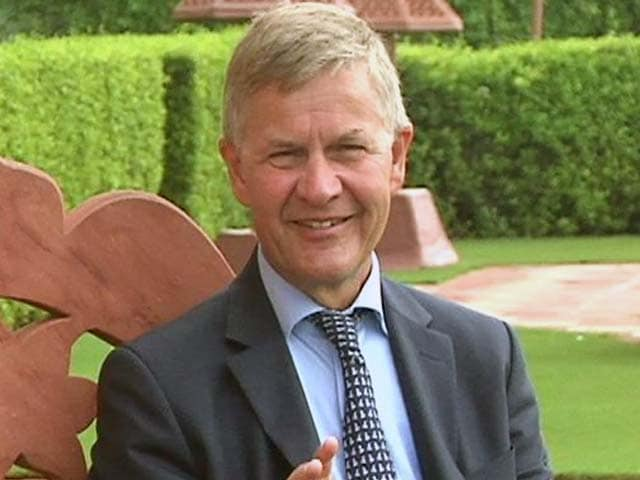 Video : Citizen Participation Can Step Up Cleanliness Movement: Erik Solheim