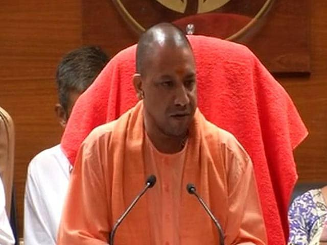 Video : Monitoring Gorakhpur, Top Officials There, Says Yogi Adityanath