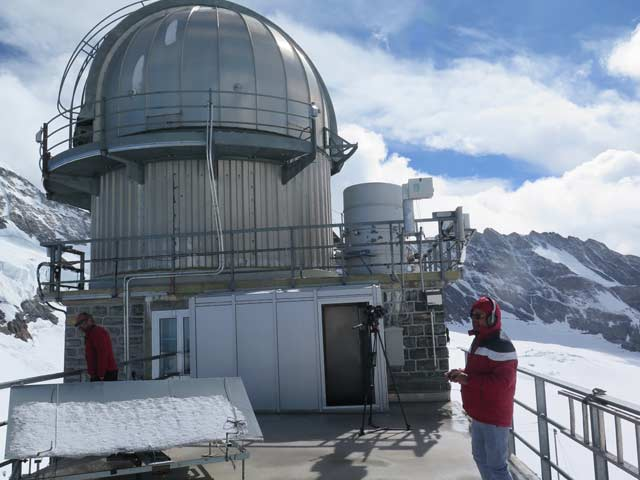 Video : Made In Switzerland: United In Science