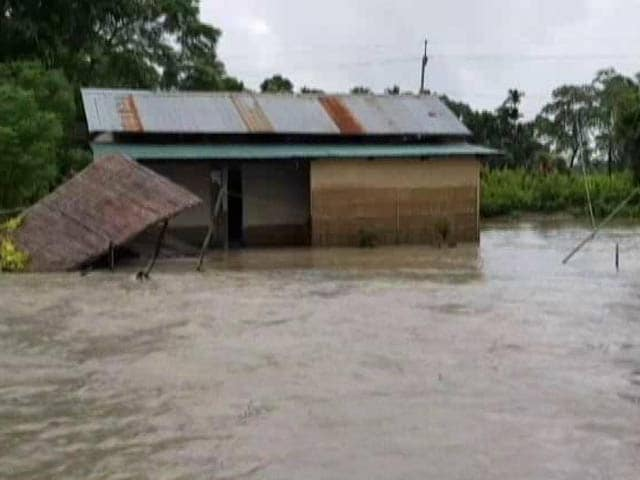 Video : 'Double Standards': The Lesser-Known Flood Struggle In Assam