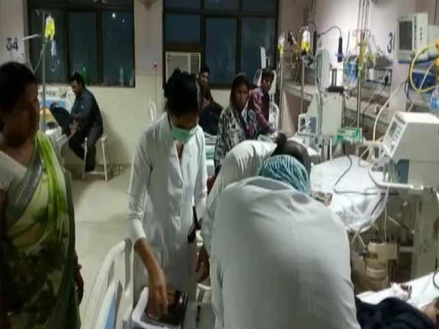 Video : गोरखपुर अस्पताल हादसा: मंत्री केशव मौर्या बोले-वक्त दीजिए