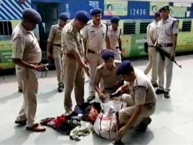 Videos : जम्मू रेलवे स्टेशन पर खड़ी ट्रेन में मिला बम