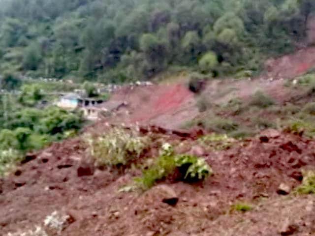Video : हिमाचल प्रदेश में भूस्खलन से 6 की मौत