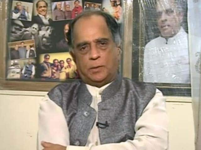 Video : Pahlaj Nihalani On Being Sacked As Censor Board Chief