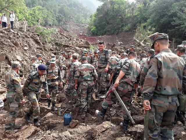 Video : 46 Dead In Himachal Pradesh Landslide, Rescue Operations Resume