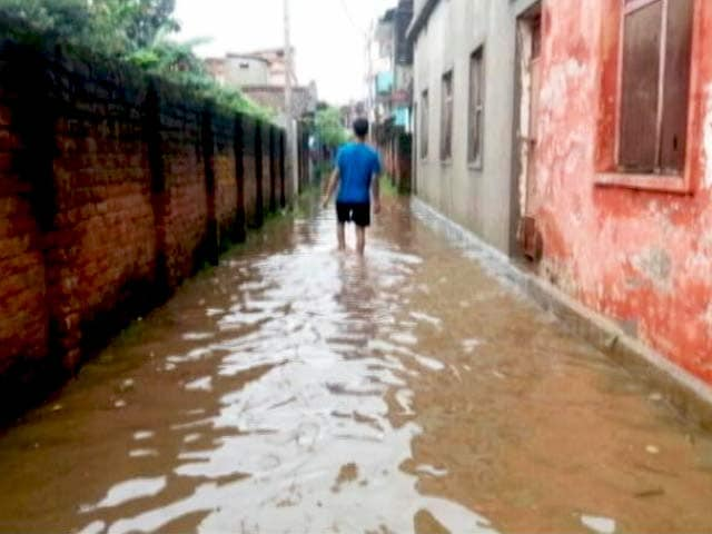 Videos : नेपाल के पानी से बिहार में बाढ़