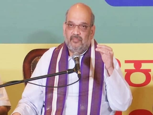 Video : Gorakhpur Child Deaths 'A Tragedy, A Mistake,' Says Amit Shah
