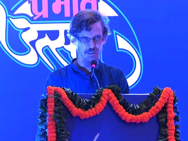Video : Heckled By Jharkhand Minister, Activist Jean Dreze Cuts Short Speech