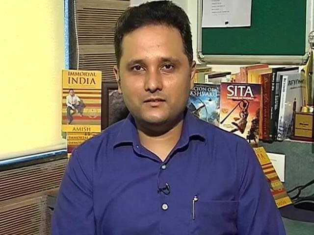 Video: India Has Immortal Soul But Is A Young Nation: Amish Tripathi