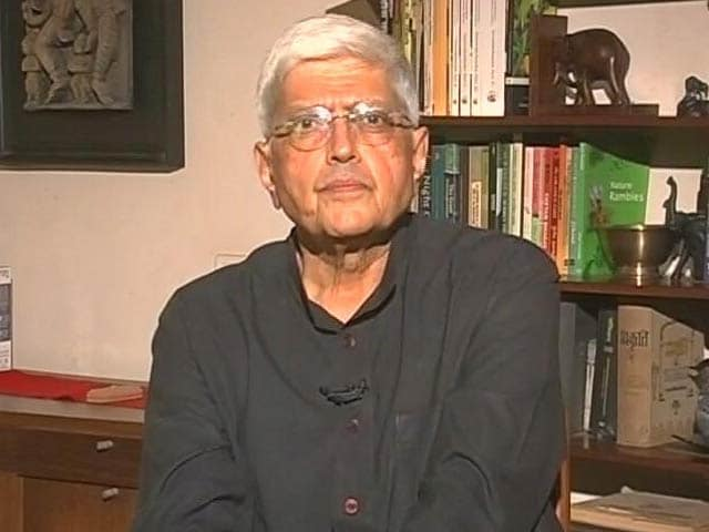Video : Gopalkrishna Gandhi On India At 70