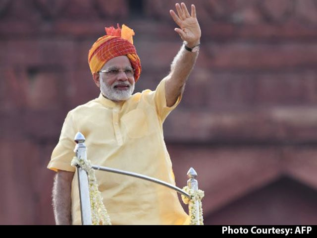 Video : PM Narendra Modi Addresses Nation On India's 71st Independence Day