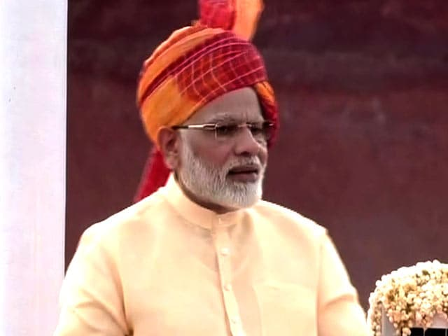 Video : Rs 1.75 Lakh Crore Under Scrutiny Post Notes Ban: PM Modi