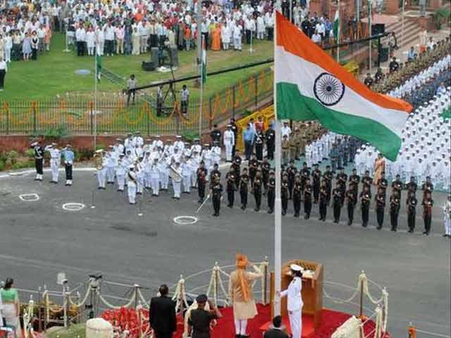 Video : Good Evening इंडिया: आजादी की 70वीं सालगिरह, देशभर में जश्न