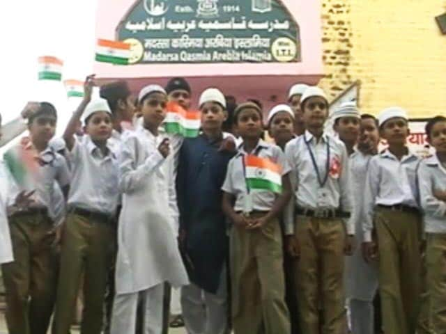 Video : Handpicked, Put Under Microscope - Test Of Patriotism For Madarsas In UP