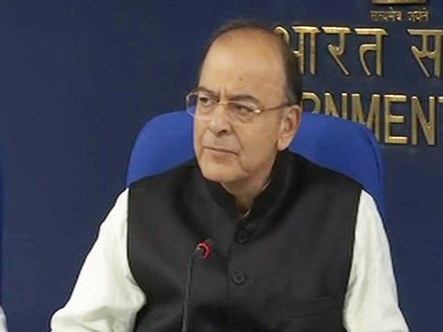Congress Questions Black Money Math in PM Modi's Speech, Arun Jaitley Says 'No Confusion'