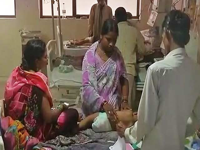 Video : 2 Doctors Blamed For Oxygen Shortage In Gorakhpur Report
