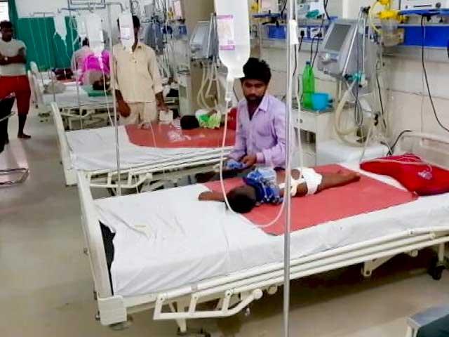 Video : गोरखपुर के पड़ोसी जिले कुशीनगर में इन्सेफेलाइटिस के कहर पर खास रिपोर्ट