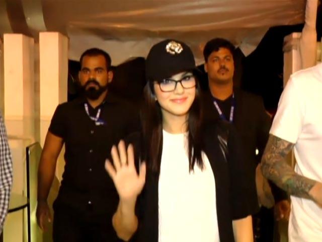 Sunny Leone On Her Marathi Film Debut