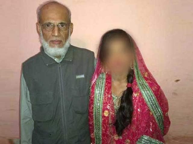 Hyderabad Girl, 16, Married To 65-Year-Old Oman National For Rs. 5 Lakh