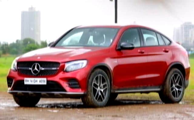 CNB Bazaar Buzz: Mercedes-AMG GLC 43 Coupe, Indian Chieftain Darkhorse, Ask SVP And JK Tyre Racing