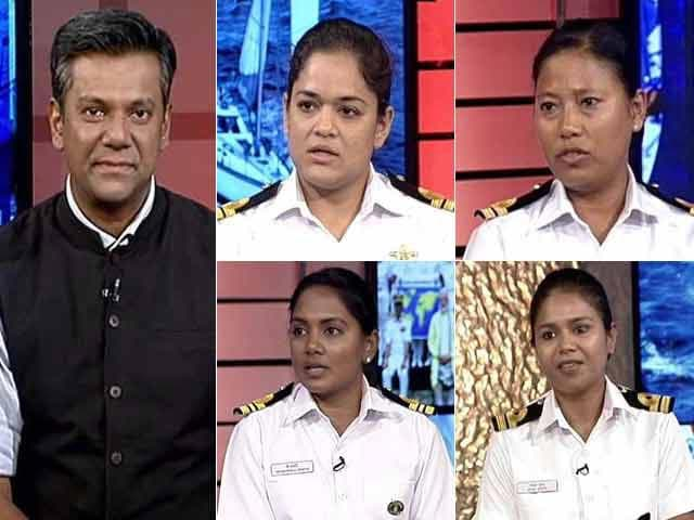 Meet The First All-Women Indian Crew Set To Sail Around The World