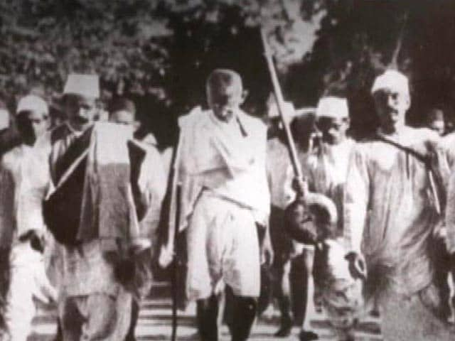 Video : India Matters: Gandhi, Magician Of The Ordinary