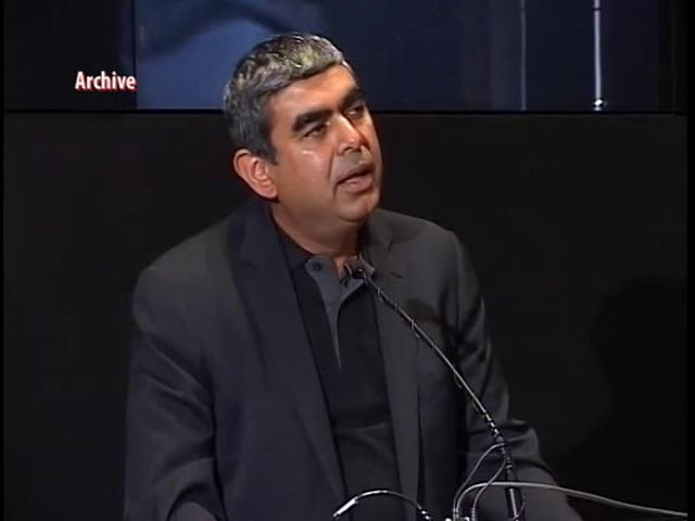 Video : Vishal Sikka Resigns As Infosys CEO Citing 'Personal' Attacks, Shares Tank