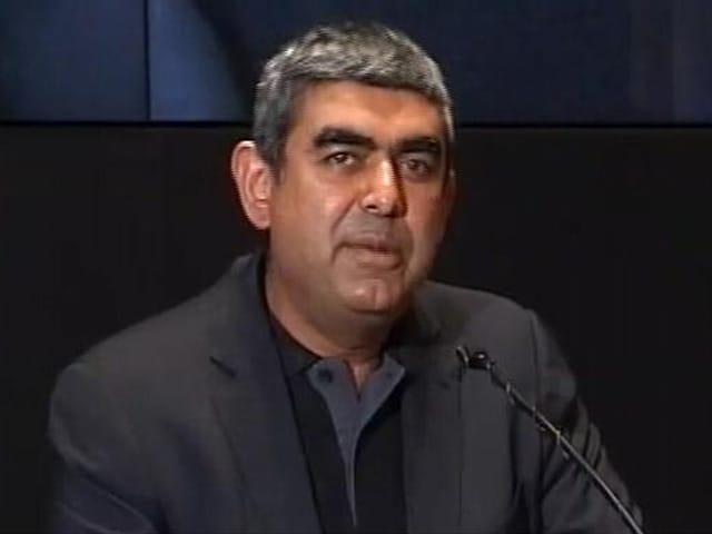 Video : इन्फोसिस के CEO व MD विशाल सिक्का का इस्तीफा, शेयर लुढ़के