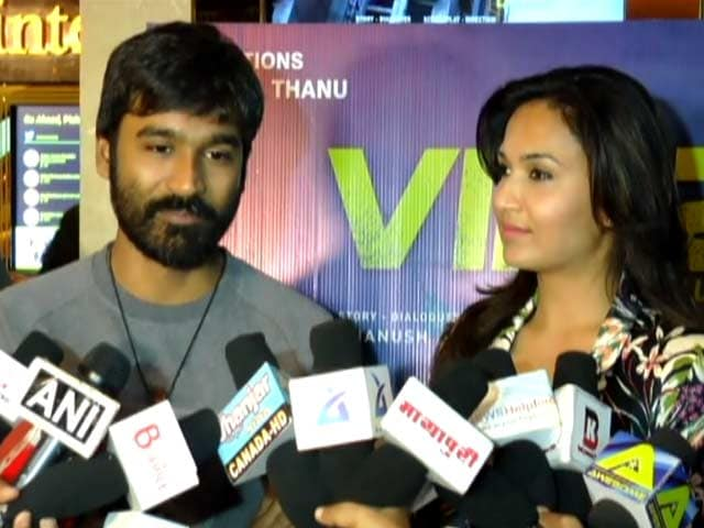 Video : <i>VIP 3</i> Will Start Next Year, Confirms Dhanush