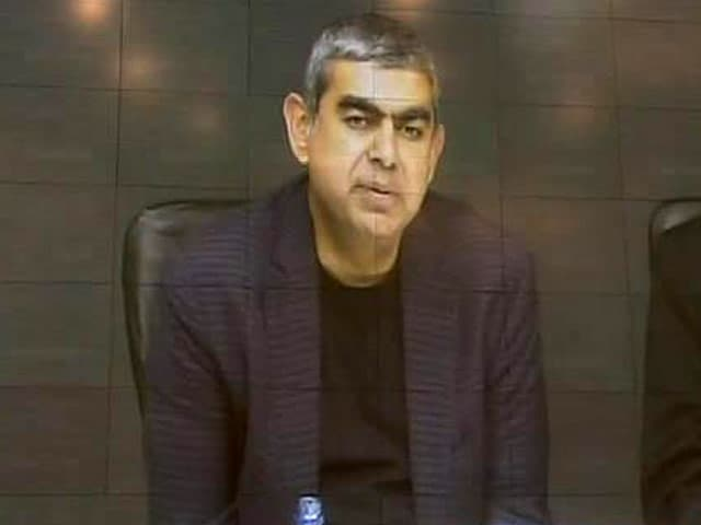 Video : 'Very Sad Day For Me': Vishal Sikka After Quitting As Infosys CEO