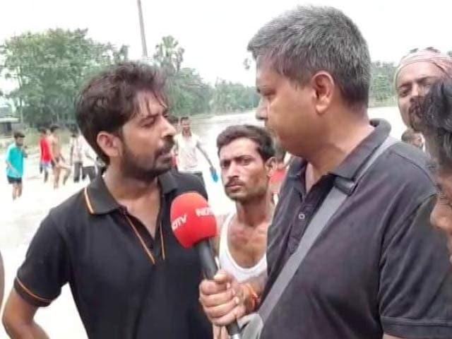 Video : Ground Report: बिहार में बाढ़ से बेहाल मोतीहारी की जनता
