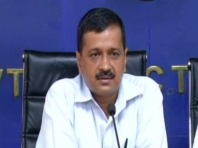Video : In Arvind Kejriwal's First Presser in 4 Months, A Big Warning To Schools