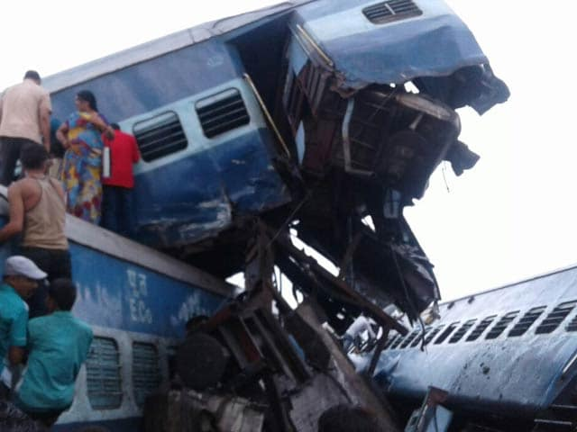 On UP Train Crash, Minister Says 'Fix Responsibility' By Today