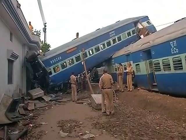 Video : मुजफ्फरनगर ट्रेन हादसे में राहत और बचाव कार्य खत्म