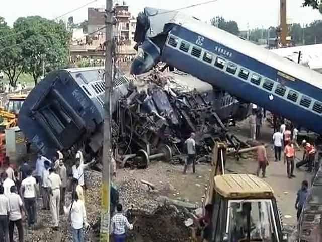 Videos : मुजफ्फरनगर ट्रेन हादसे का जिम्मेदार कौन?