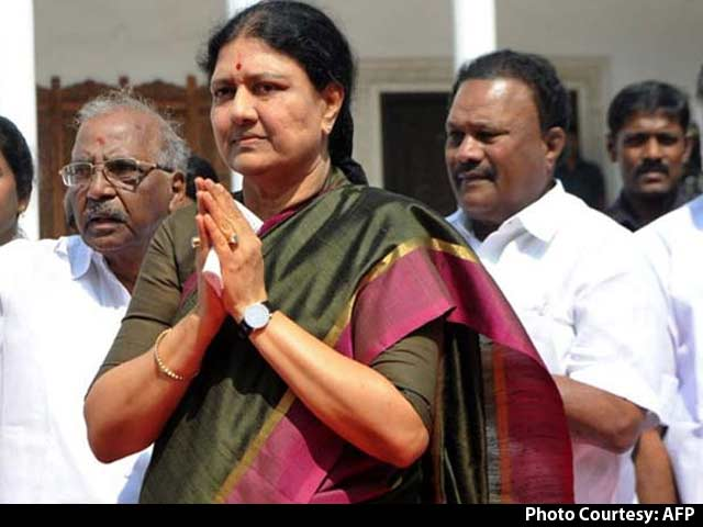 Jailed Sasikala May Be Sacked As AIADMK Attempts Merger Today