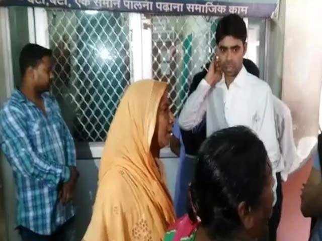 Video : 3 Children Die Of Low Oxygen In Raipur Hospital, Drunk Worker Arrested