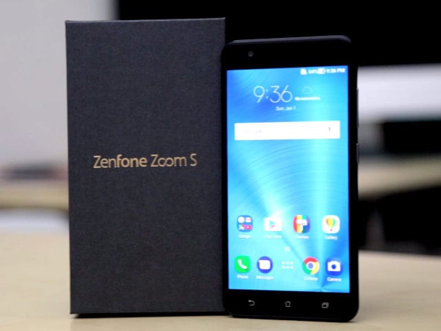 Video : Asus ZenFone Zoom S First Look