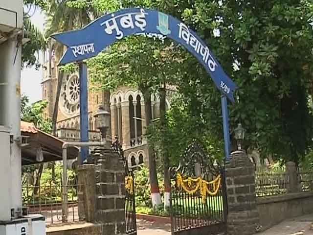Video : Mumbai University Sued For Rs. 10 Lakh By 3 Students Over Delayed Results