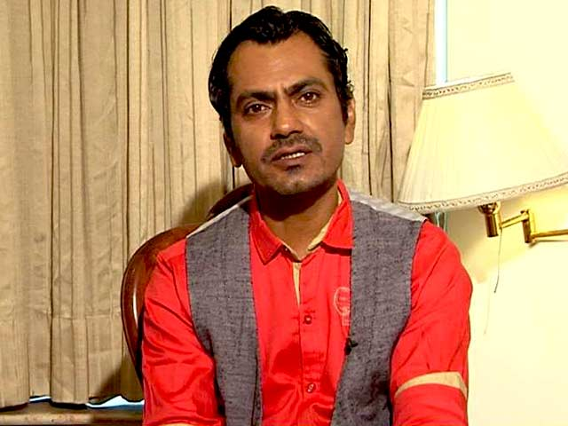 Video : Nawazuddin Siddiqui's Tribute To James Bond
