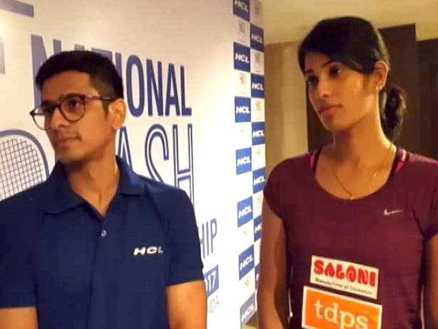 Saurav Ghosal, Joshna Chinappa Want Squash To Be Part Of Olympics