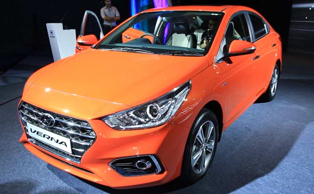 All-New Hyundai Verna Launched In India: Prices and Specifications