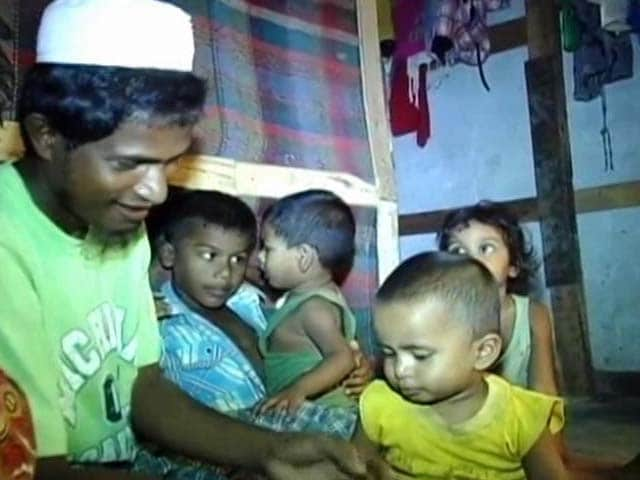 'Prefer To Die Here Than Go Back', Say Rohingyas, Facing Deportation